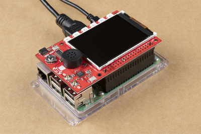 Pi3B with Top pHAT