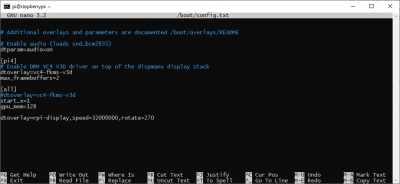 modifying file