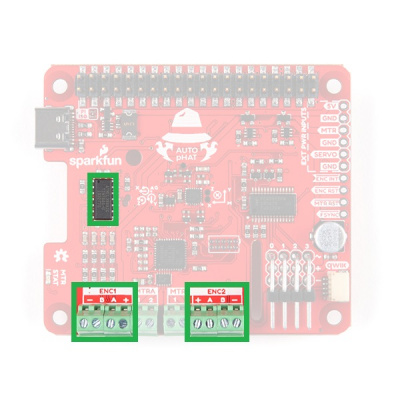 ATtiny84 encoder reader