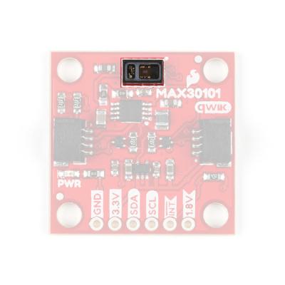 MAX30101 Sensor