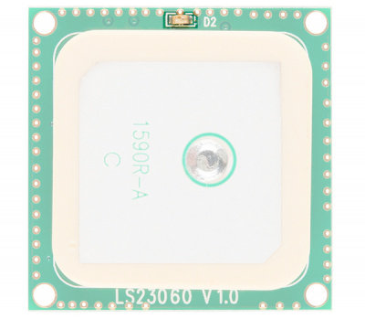 Status LED on the LS20031 GPS Receiver