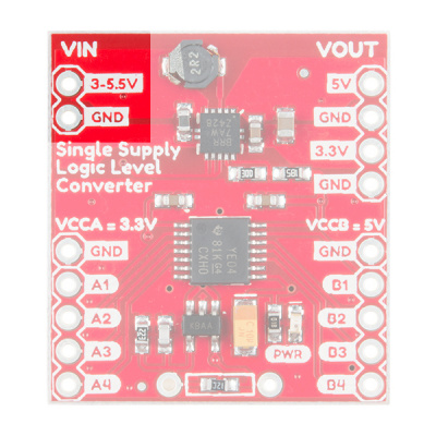 Input Voltage Pins