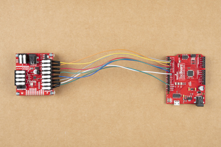 microcontroller connections