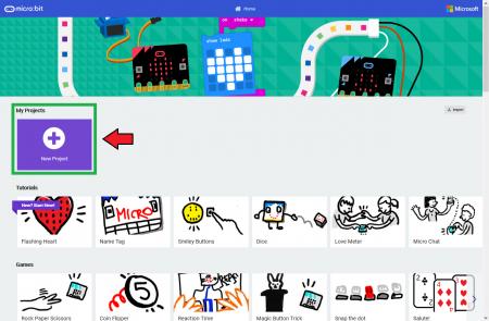 MakeCode Website
