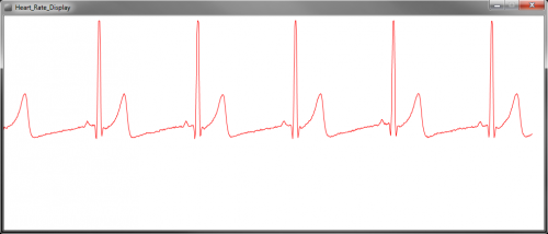 Heart Rate in Processing