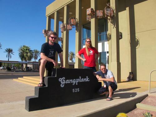Gangplank Hackerspace
