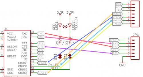 How to read a schematic image