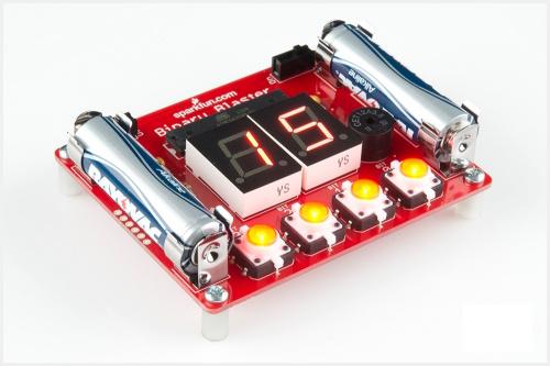 Binary Blaster