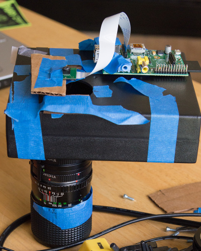 Pi Cam Adapter