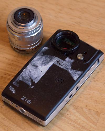 Modded Kodak