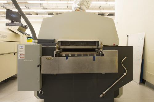 reflow oven 2