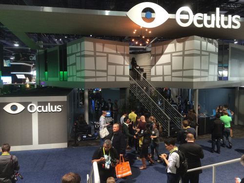 Oculus Booth