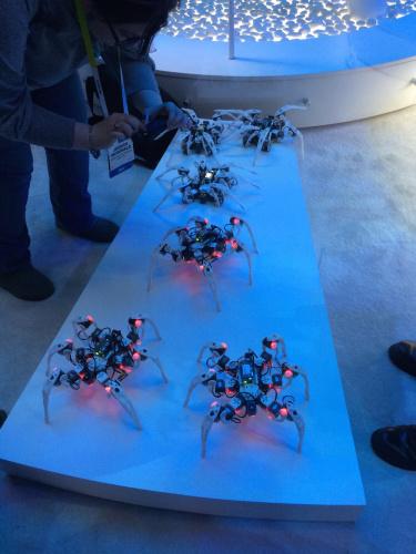 Hexapod Bots