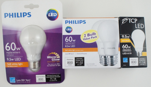 LED Packaging Comparison