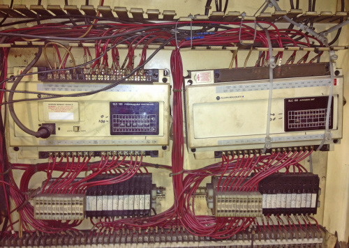 example of an early PLC