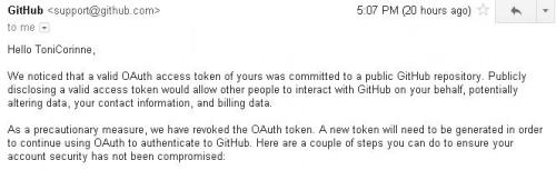 GitHub Security