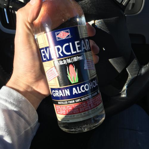 95% ethanol