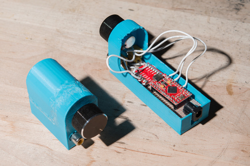 two complete Scratchr power supplies