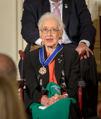 Katherine Johnson Medal of Freedom