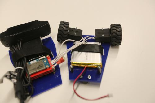 Full EdiBot drive system