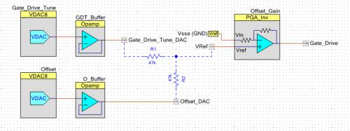 PSOC Circuitry
