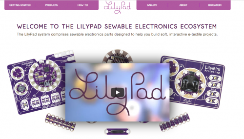 LilyPad Resource Center
