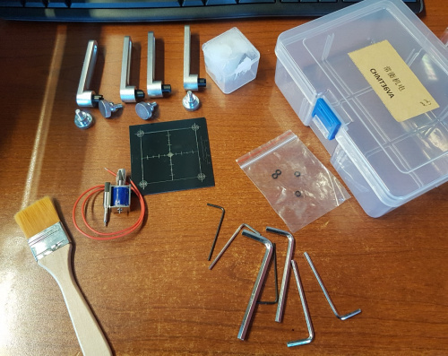 Pick and place tool kit