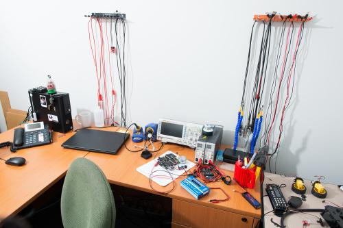 Alex's Desk