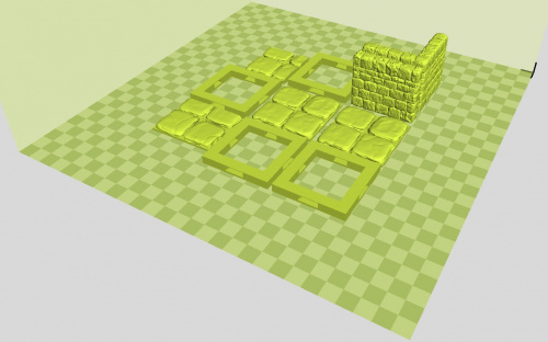 Build in Cura