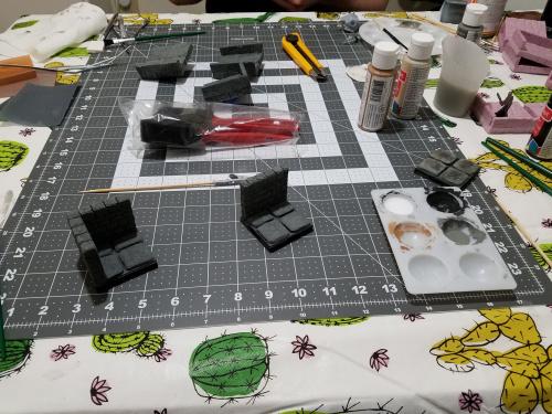 Start painting!