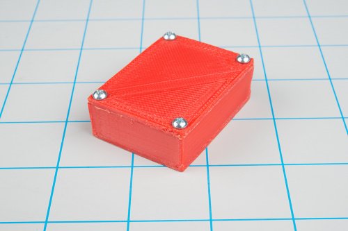 Making a 3D printed project enclosure