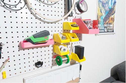 3D printed bins