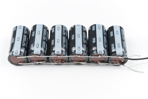 Capacitor Bank Photo