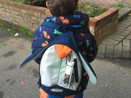 SmartWay Backpack