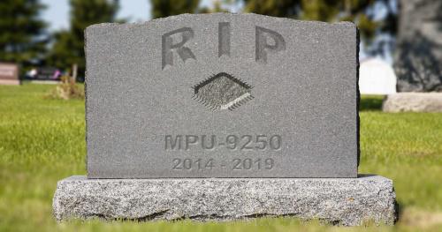 MPU-9250 Headstone