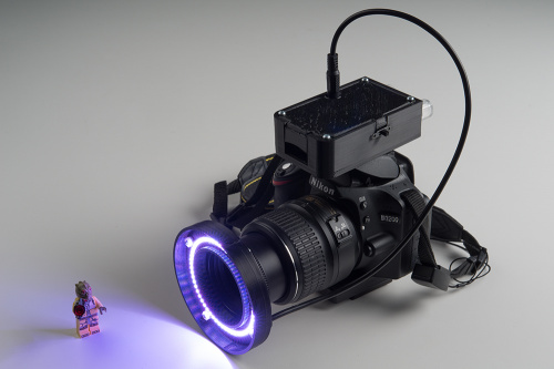 Project on Camera