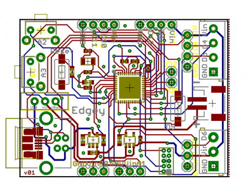 Image of Board Layout