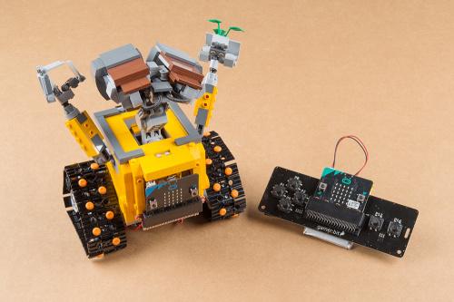 Wall-E's backpack!