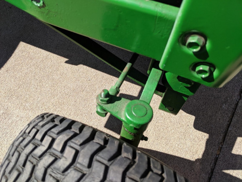 How to steer your John Deer