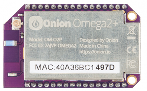 CE marking on Onion module