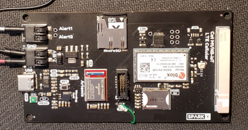 Working cellular board