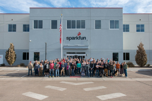 Join the SparkFun team!
