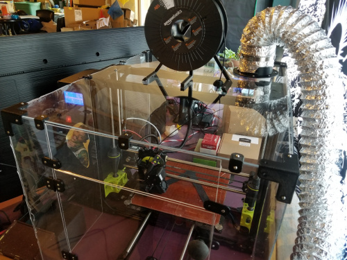 Completed Printer