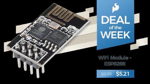 ESP8266 Deal of the Week