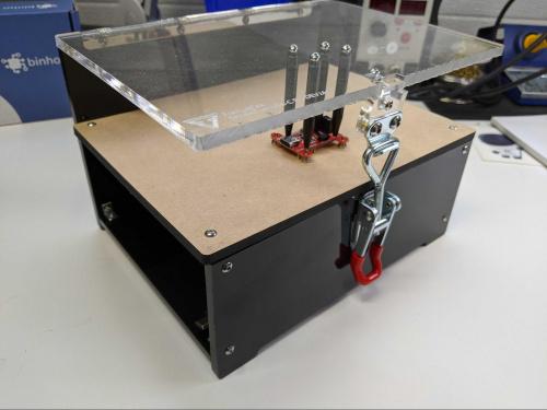 Custom fixture for testing