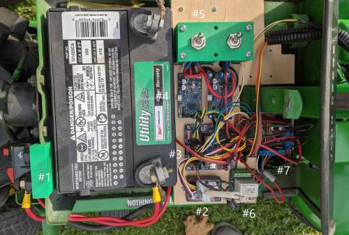 Mower Electronics