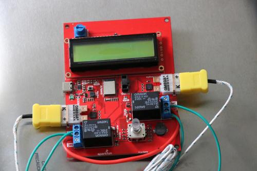 a la carte toaster controller board