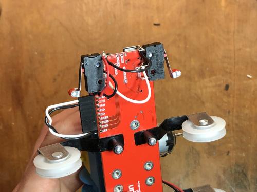 Limit Switch Wireup