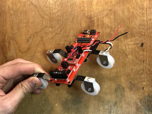 Qwiic Button Breakout Mount