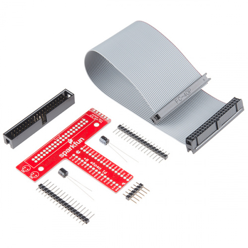 SparkFun Pi Wedge B+